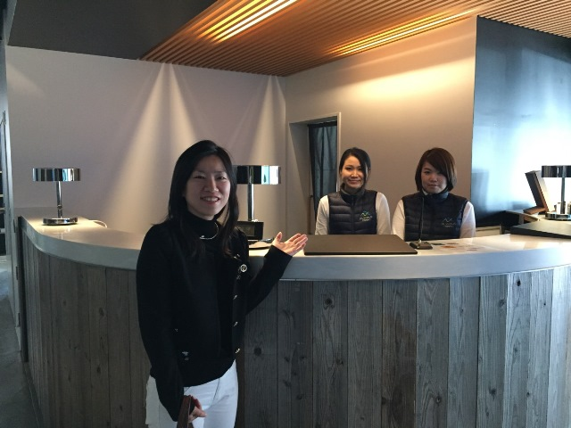 The English Department Visits Niseko Alpine Developments in Japan for Internship Opportunities