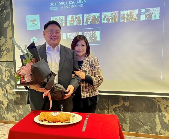 Mr. and Mrs Lam Scholarship 林永義夫婦獎學金